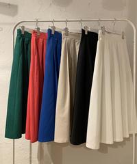 【ディニテコリエ Dignite collier 22SPRINGご予約】タフタスカート