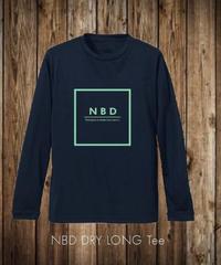 NBD DRY Tee - NAVY