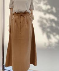 ピーチスキンAライン履きこみスカート