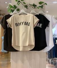 フレンチ袖RHYMEロゴTee