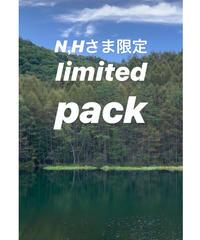 H,Nさま専用limitedパック