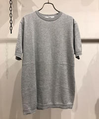 FUJITO (フジト)  12Gauge Knit T-Shirt