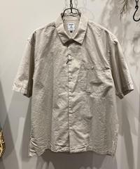 JAMES&CO. STANDARD SHIRT ジェームスアンドコー.スタンダードシャツ) Open Collar Shirt(オープンカラーシャツ)