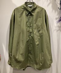 FUJITO (フジト)  B/S SHIRT  medium cloth(ビックシルエットシャツ ) manufactured in karatsu