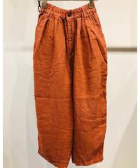 HARVESTY (ハーベスティ)  LINEN CIRCUS PANTS (リネンサーカスパンツ)