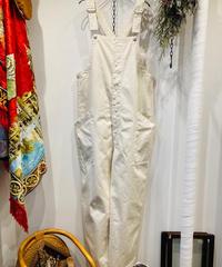 HARVESTY (ハーベスティ)  CHINO CLOTH OVERALLS (チノクロスオーバーオール)