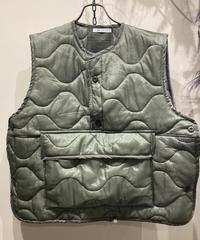 CATTA(カッタ) Remake by catta-15M65 Liner Vest (リメイクバイカッタ-15エム65ライナーベスト)