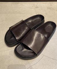 BRADOR(ブラドール) Men's Double-soled Slide Sandals