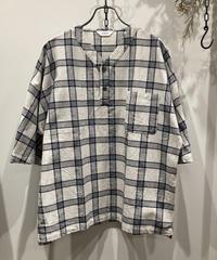 FUJITO (フジト)  Henley Neck Shirt
