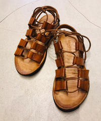 BRADOR(ブラドール)  LADIES' Lace up Sandals