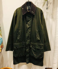 "Vintage Barbour ""BORDER"" Waxed cotton"