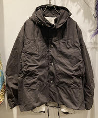 issuethings (イシューシングス) 2021aw type3 brown washed out
