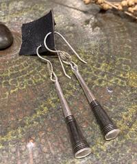 Touareg Silver(トゥアレグ シルバー) swing pierce(D7)