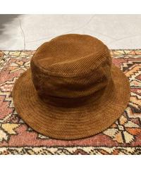 FUJITO (フジト)  Corduroy Bush Hat(コーデュロイ ブッシュハット)