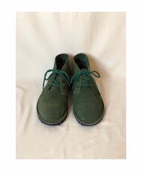 "Used ""Green Color"" Shoes  AIRWALK Suède Desert Ripple Boots Men's"