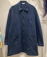 FUJITO (フジト) Cotton Kersey Shirt Coat(コットン カルゼ シャツ コート)