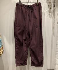 TIGRE BROCANTE (ティグルブロカンテ) Code Stripe Tagosaku Pants(コードストライプタゴサクパンツ)