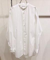 CATTA(カッタ)スタンドカラーロングシャツ