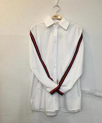 💎袖ラインビックシャツ💎(NO.383)