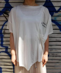 透け感Tシャツ(NO.6731)