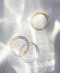 3set  shell ring