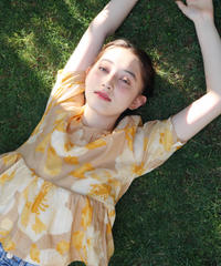 camellia blouse