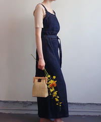 Zoé denim one-piece