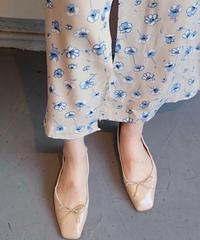 Camille fleur skirt
