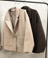 felt jacket  coat