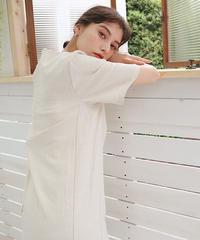 basic linen one-piece