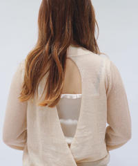 backless knit