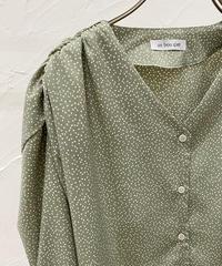 minty blouse
