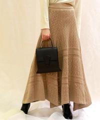 lily crochet skirt
