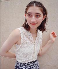 Michèle lace blouse