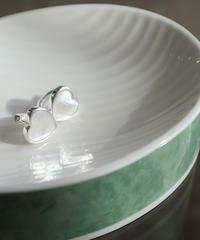 shell heart pierce