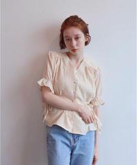 Léa plis blouse
