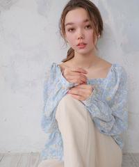 monet peplum blouse