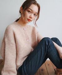 pale knit cardigan