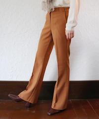 flare line pants