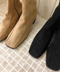 midi suède boots