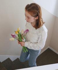 anais embroidery blouse