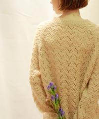 crochet lamé knit