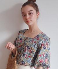 blouse en parterre