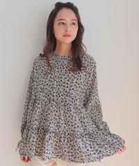 herbe floue blouse