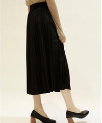 spring suède skirt