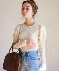 puff sleeve tops