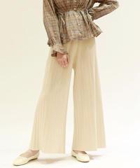 spring knit pants