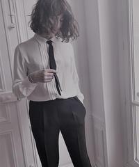 <L'UNE> (リュンヌ) ベーシックドレスシャツ / スタンダードモデル