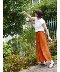 リュンヌ ラップ風ストレートスカート