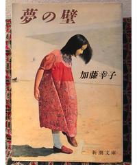 加藤幸子◆夢の壁◆